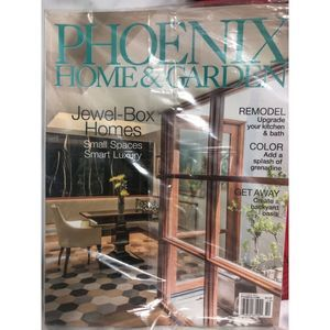 Phoenix Home Garden Magazine Lux Home Architecture